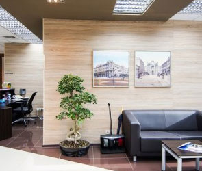 Офис компании Филип Моррис в Одессе