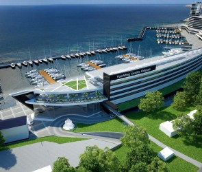 Проект Яхт-клуб Отрада, Одесса