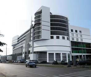 Проект многофункционального комплекса в г.Одесса