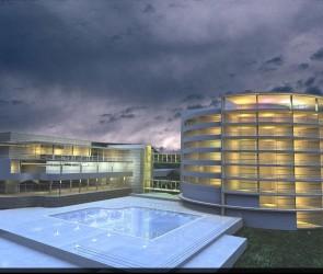 Эскизный проект гостиницы на 13 Фонтана, Одесса