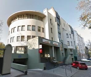 Проект здания банка на ул. Юрия Олеши, Одесса