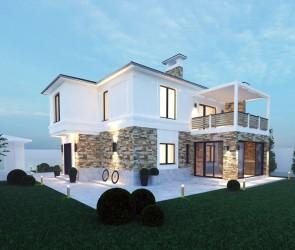 Реконструкция частного дома, Одесса