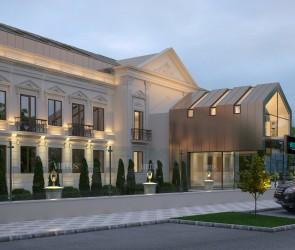 Проект реконструкции здания, Одесса