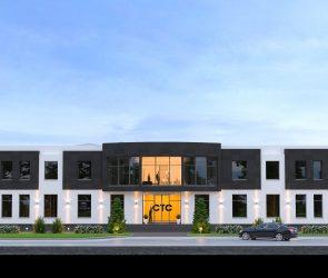 Проект офисного здания, Одесса